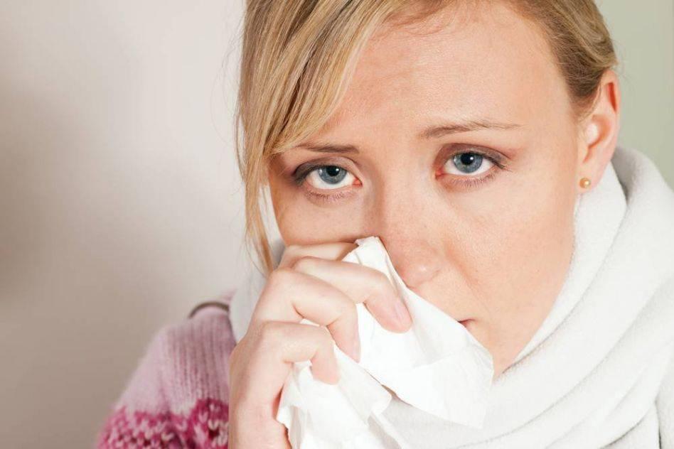 Холодный нос у грудничка