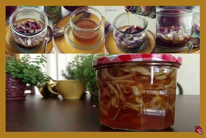4 отличных рецепта с луком и медом от кашля