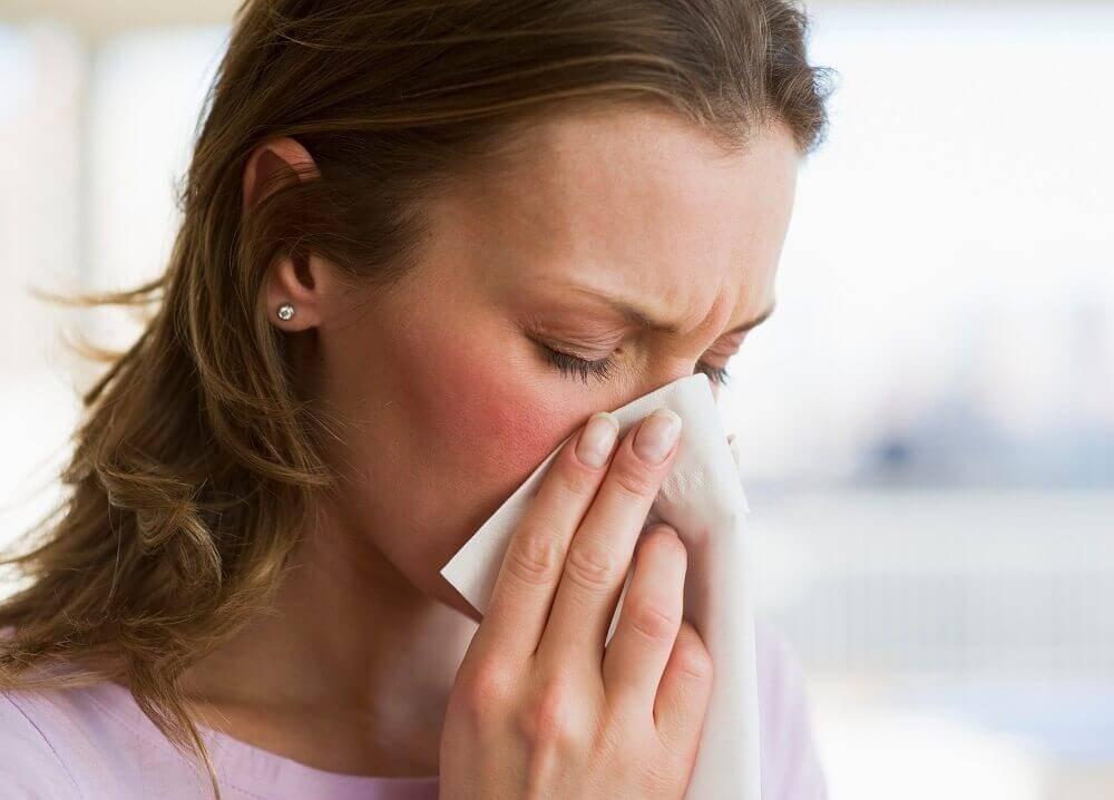 Температура насморк:  все о беременности и детях