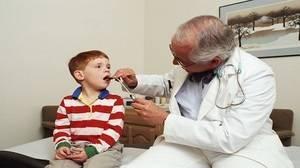 Ангина у детей лечение по комаровскому