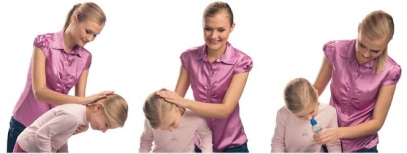 лечение насморка у детей физраствором
