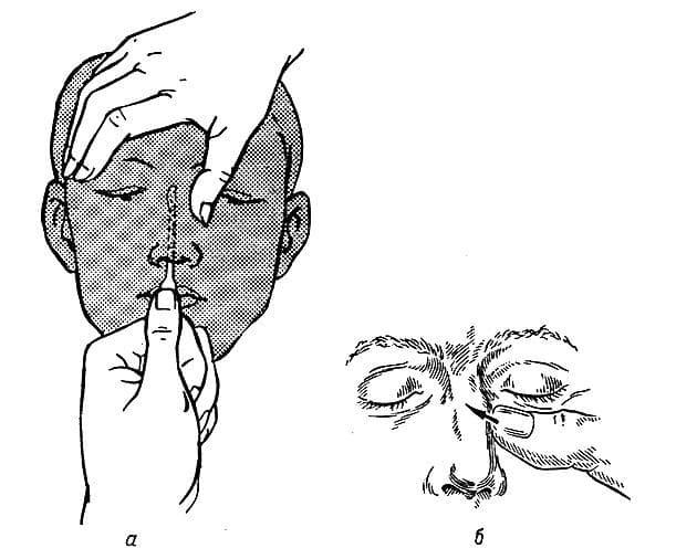 как вернуть обоняние при насморке