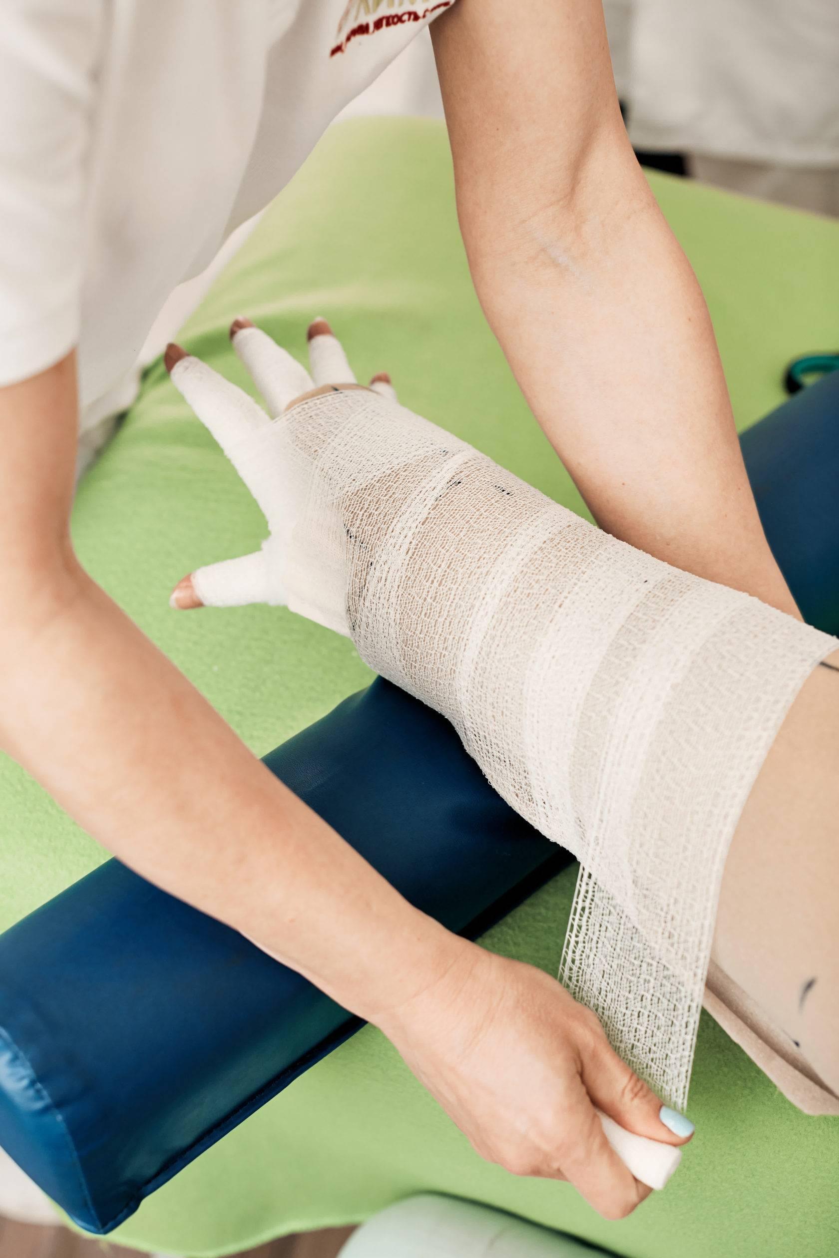 Лечение лимфостаза руки в домашних условиях
