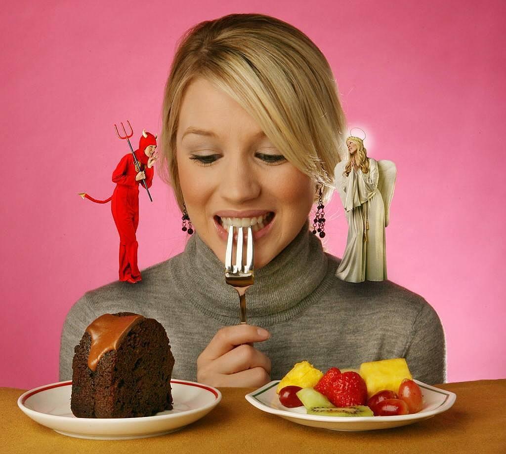 Как избавиться от сахарной зависимости, тяги к сладкому