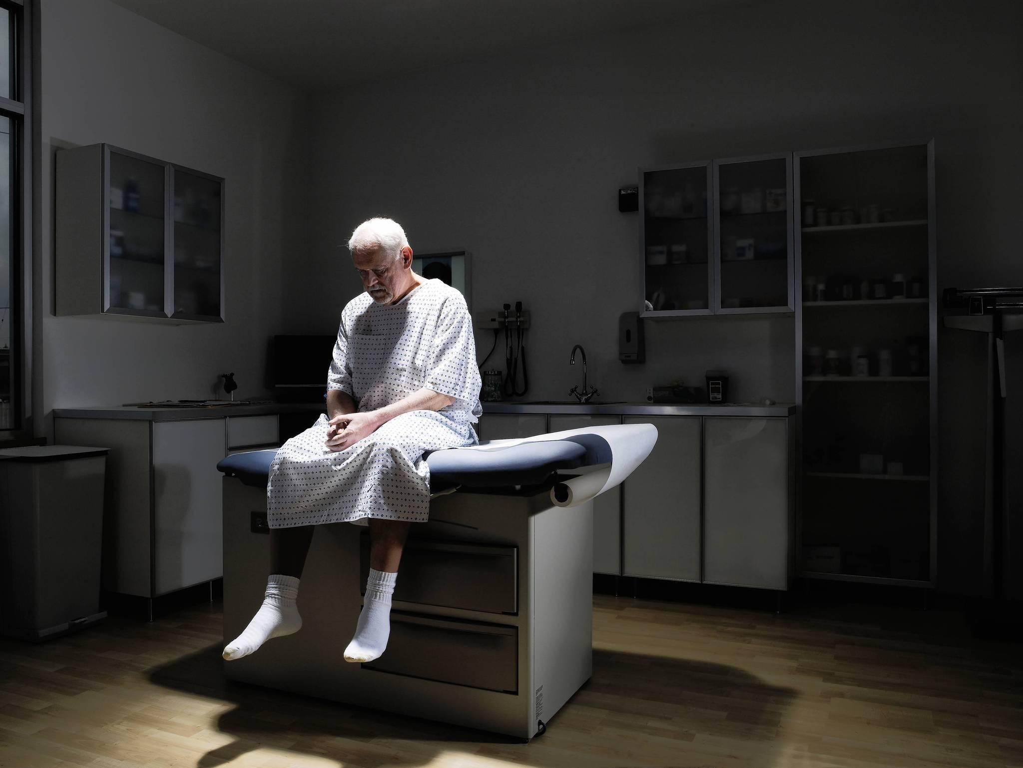 Депрессия в пожилом возрасте — во всех подробностях