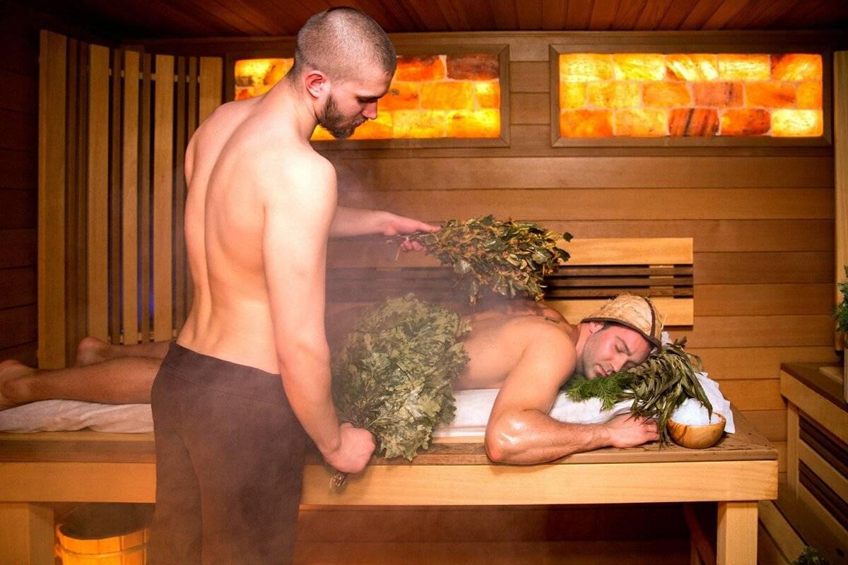 при кашле можно в баню