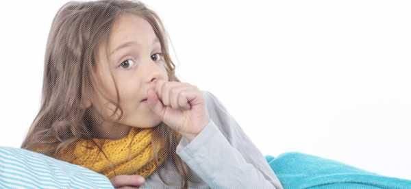 У ребенка глухой кашель без температуры