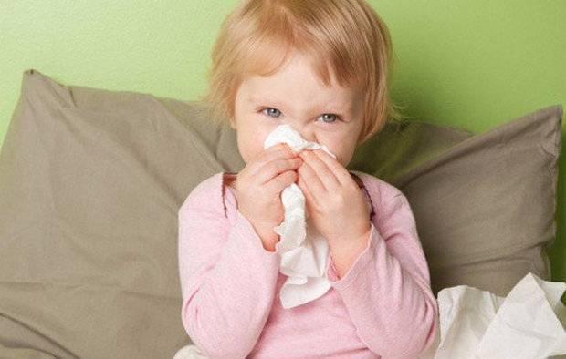 Причины и лечение густых соплей у ребенка
