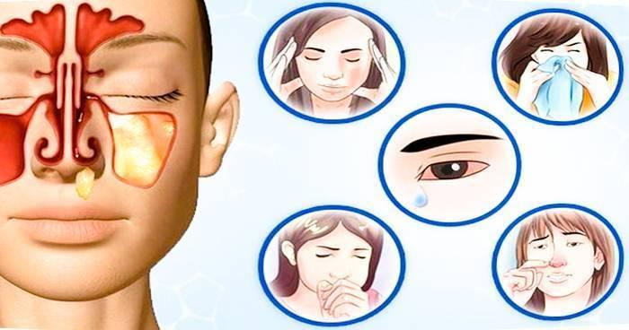 промывка пазух носа