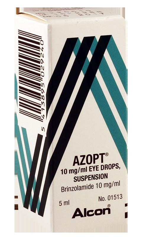 Азопт – инструкция по применению глазных капель, аналоги, цена, отзывы