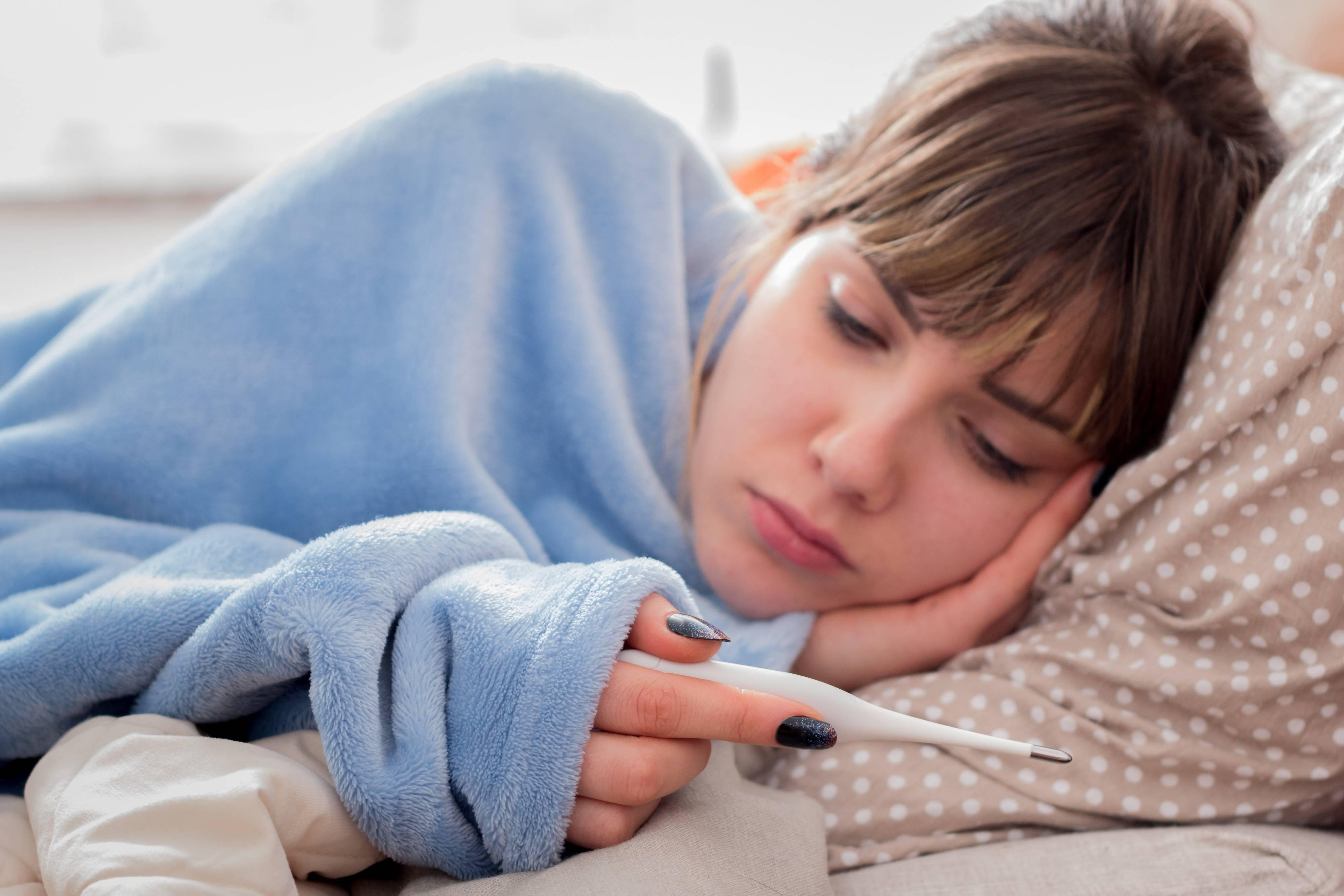 Простуда без температуры, простудные заболевания – препараты, народные средства при простуде