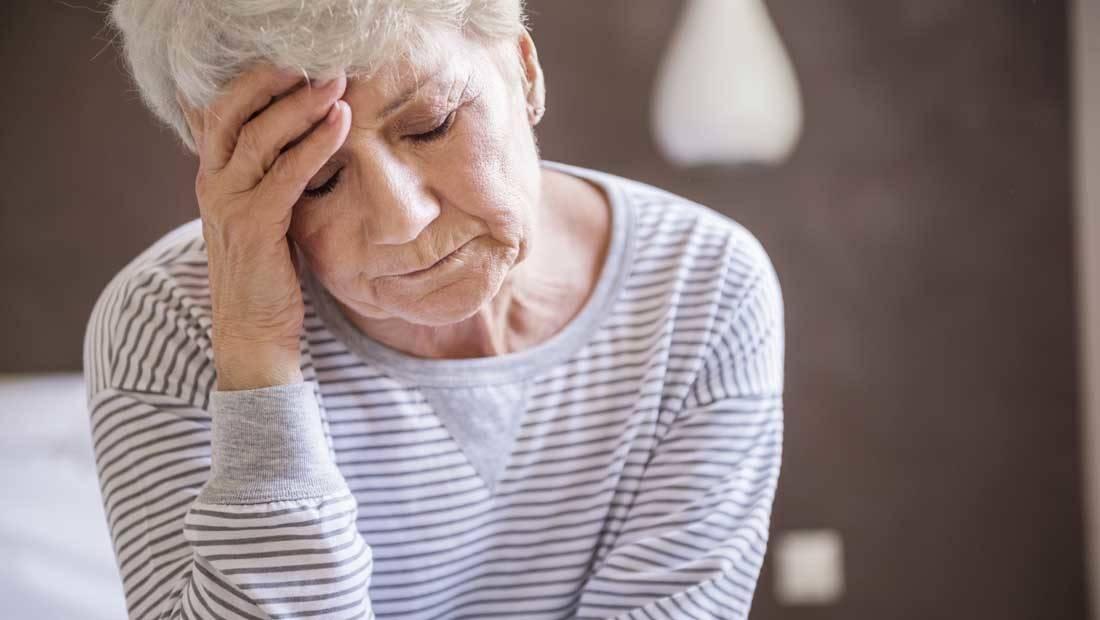 депрессия у пожилых