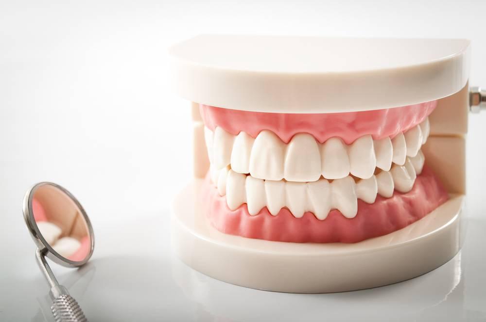 зубные протезы на крючках