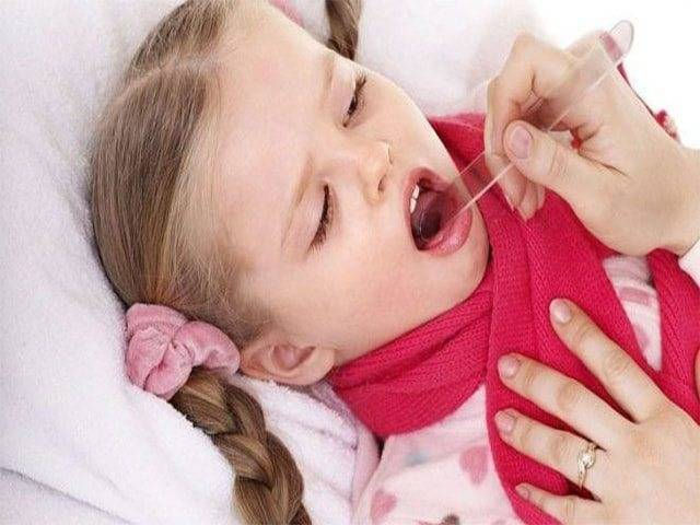 Осложнения после ангины у детей