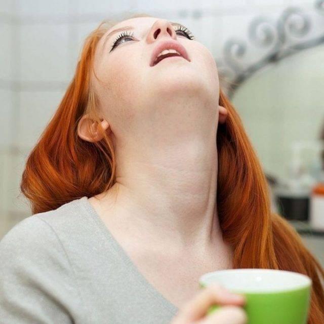Можно ли мазать горло керосином при ангине?