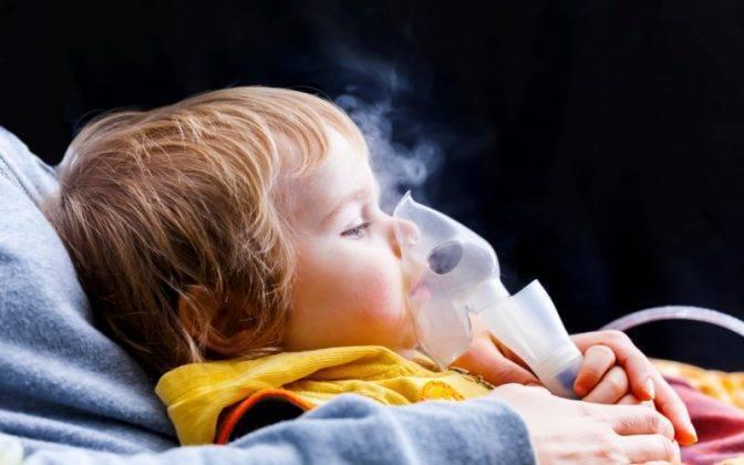Глухой кашель у ребенка без температуры