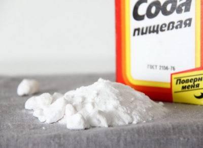 Сода при цистите: простой продукт против вредных бактерий