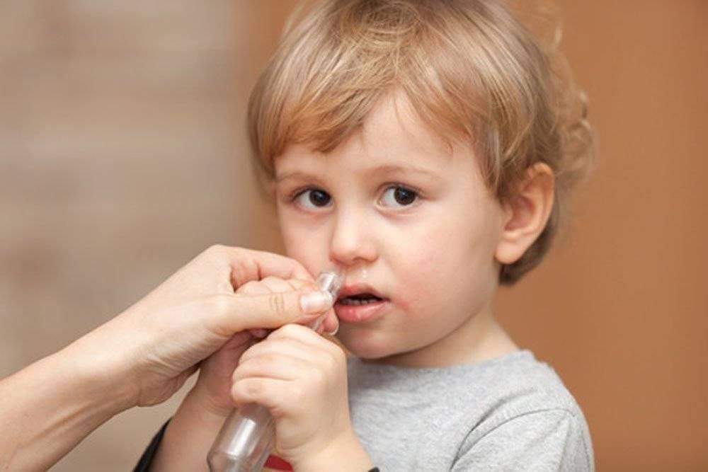 аллергический синусит у детей