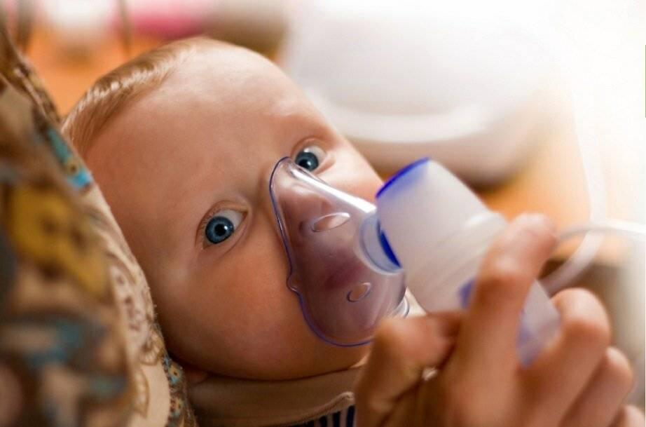 Насморк и кашель у грудного ребёнка