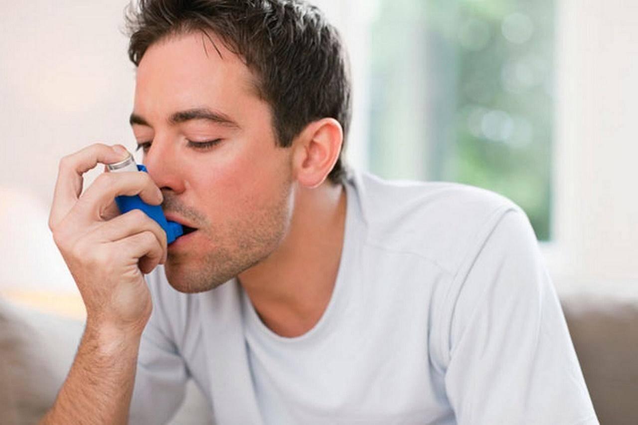 кашель со свистом у взрослых