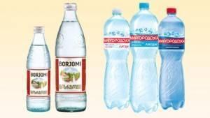 Какую минеральную воду лучше пить при заболеваниях печени?