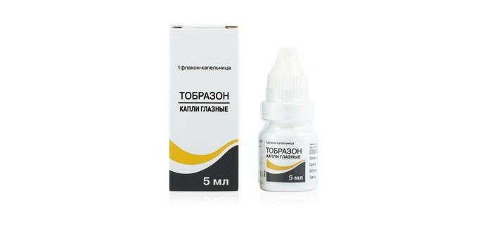 Тобразон (tobrasone) – инструкция по применению