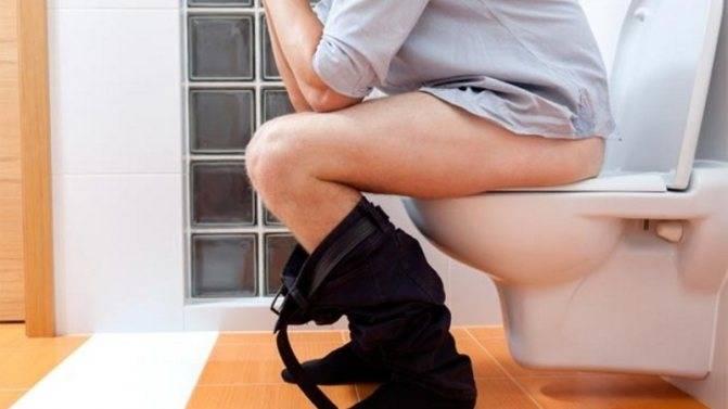 Как правильно ходить в туалет при геморрое? рекомендации врачей