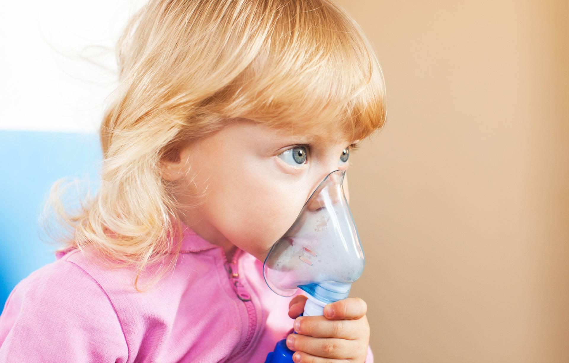 Какие ингаляции можно делать при кашле детям небулайзер