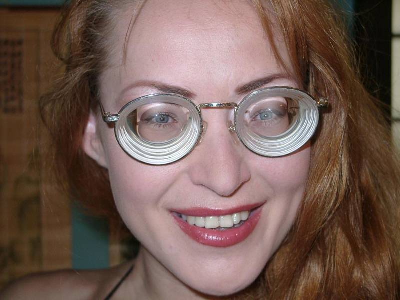 астигматизм очки
