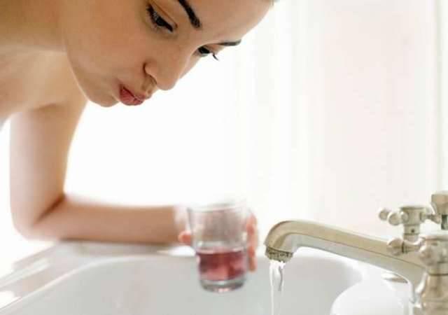 Применение керосина для помощи больному горлу