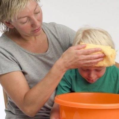кашель у ребенка по ночам до рвоты