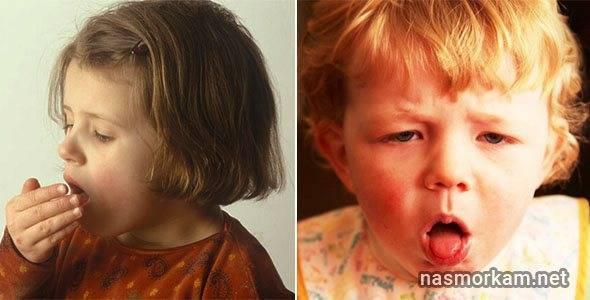 Причины сильного кашля до рвотного рефлекса у взрослых
