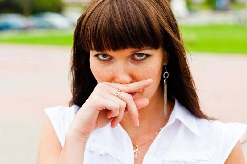 К чему чешется нос