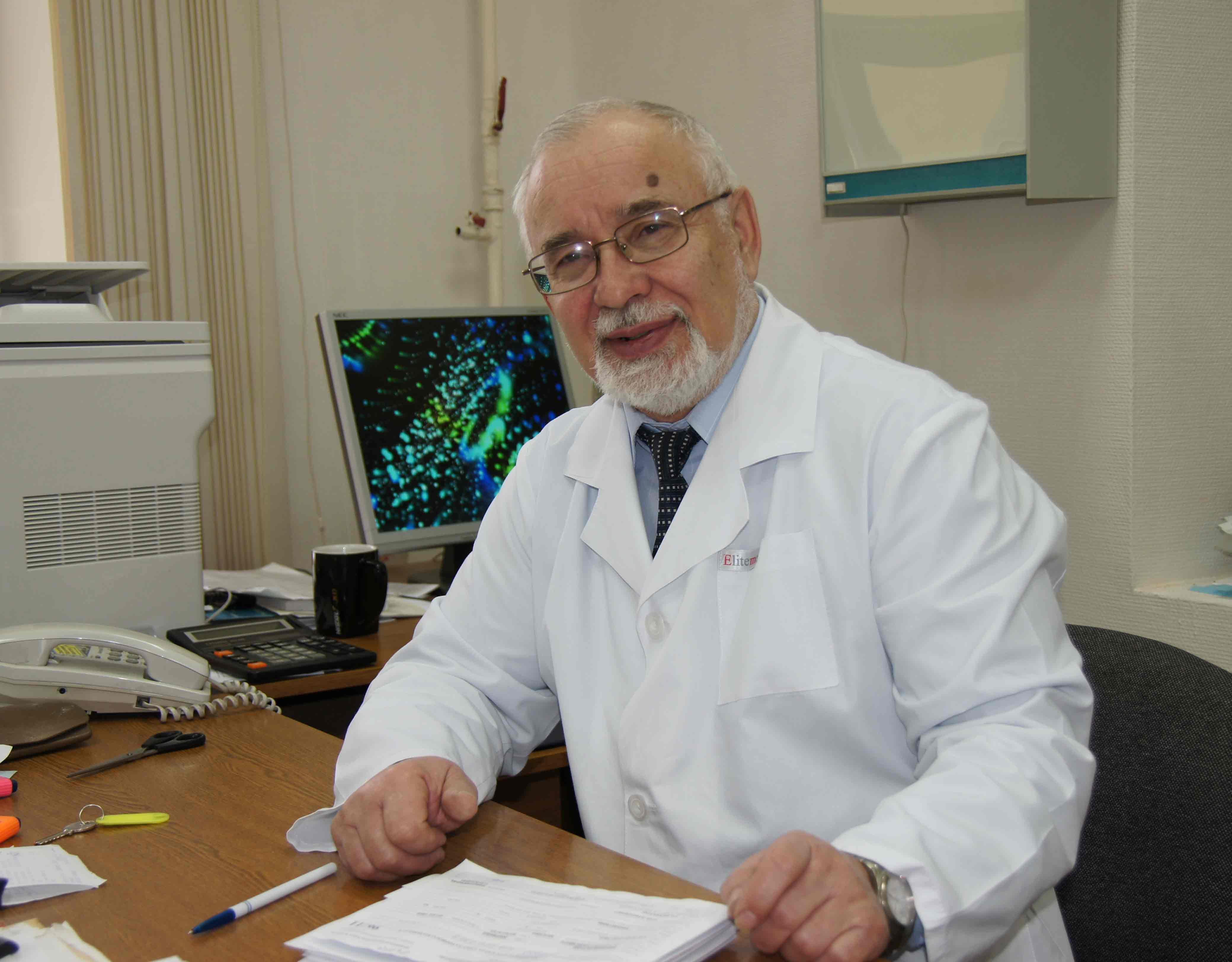 какой врач лечит от паразитов в организме человека