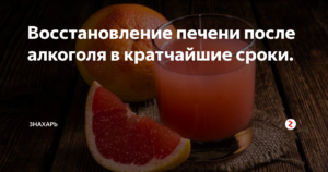 Как восстановить печень после приема алкогольных напитков медикаментозными и народными средствами