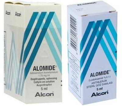 Инструкция по применению глазных капель аллергодил: показания и лечение