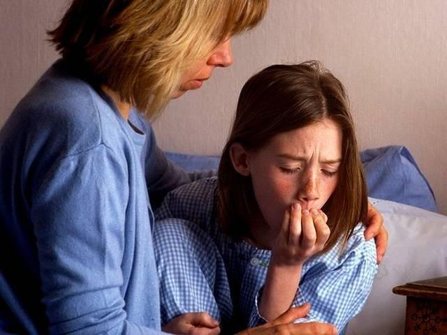 Почему появляется ночной кашель у ребенка и как остановить приступ 2020