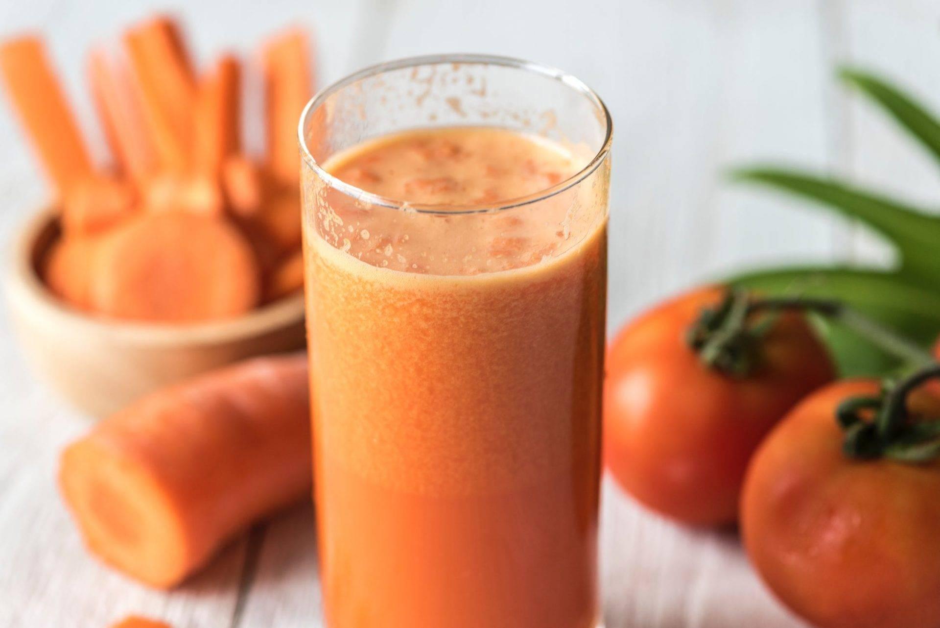 Морковь при болезни печени