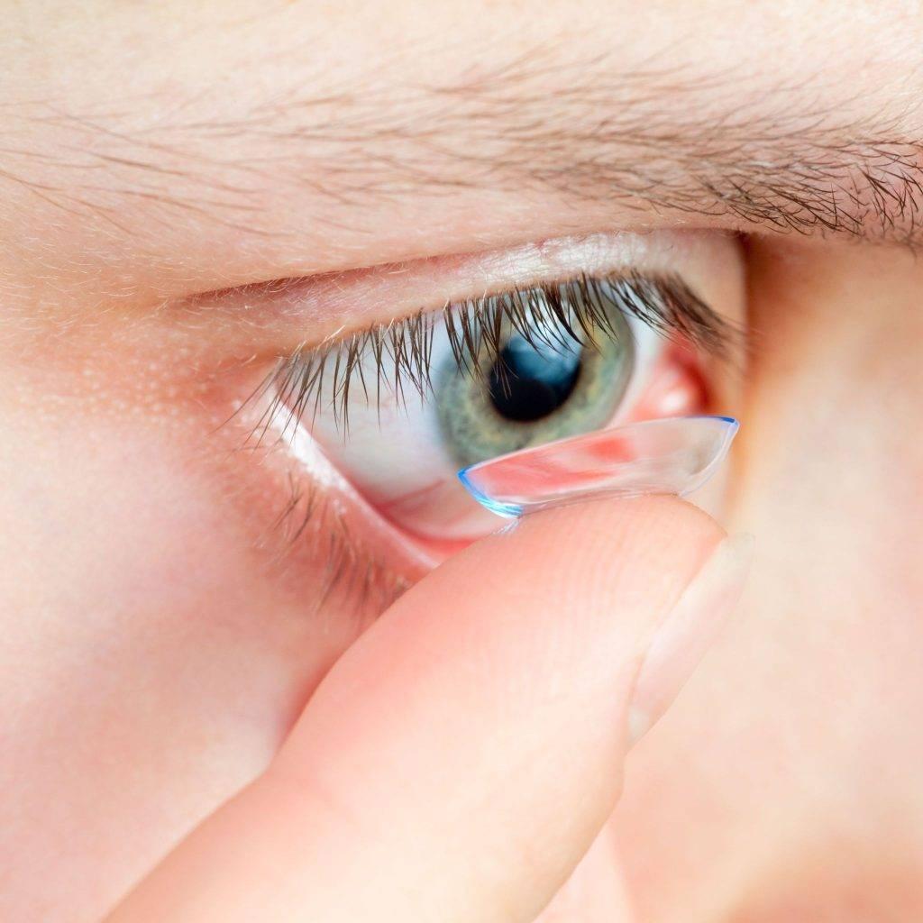 Болят глаза после линз: почему, что делать, профилактика