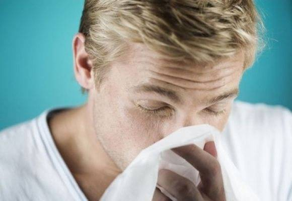 Сколько заразен насморк