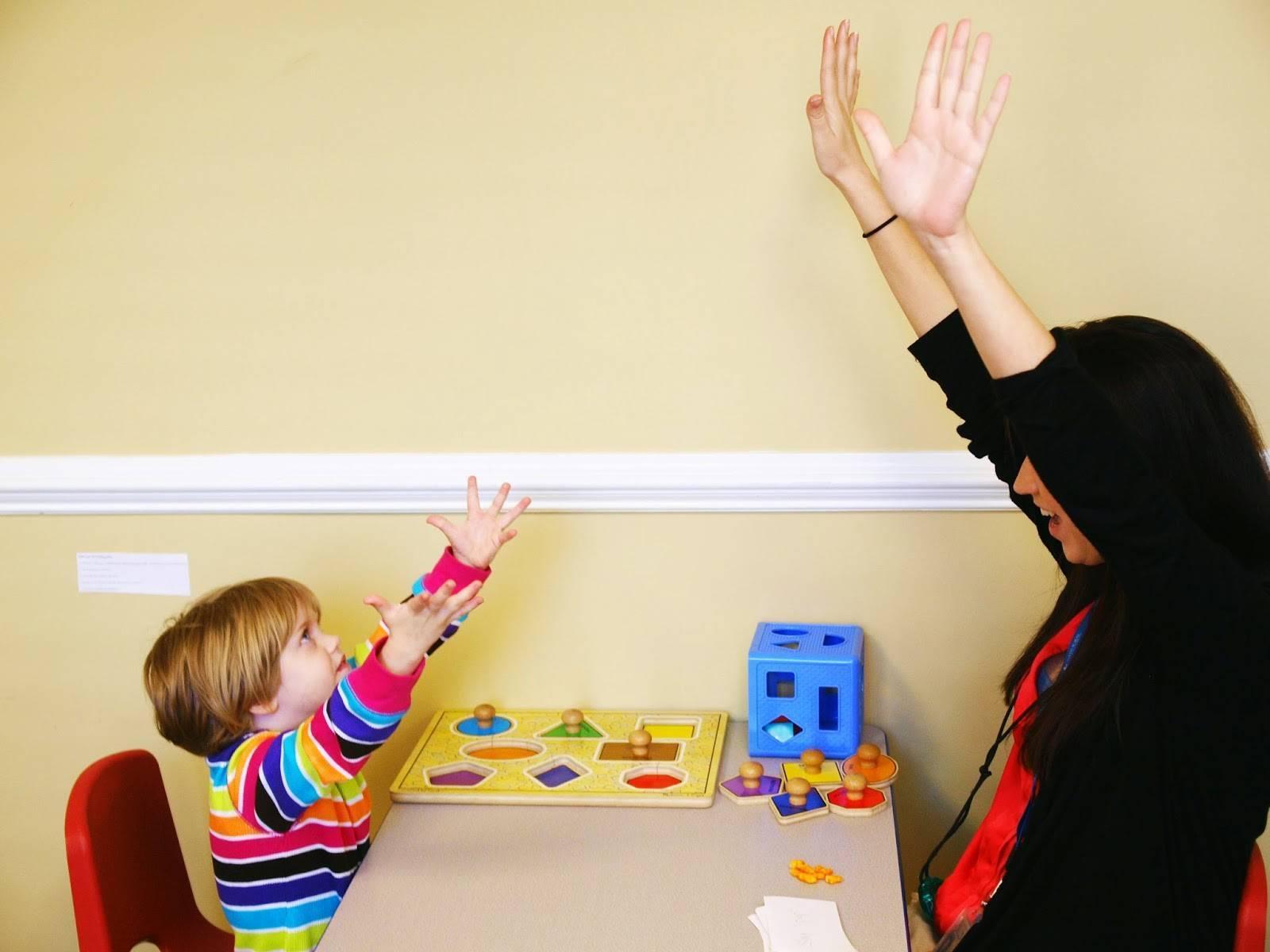Коррекция нарушений поведения у детей с расстройствами аутистического спектра