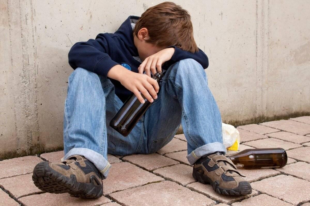 Детский алкоголизм в россии, причины и особенности детского алкоголизма