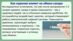 Курение и холестерин в крови