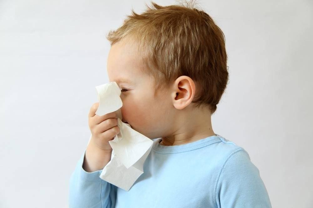 Хронический и острый ринит у детей