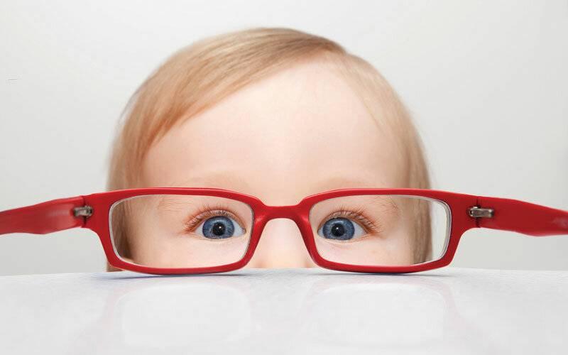 Близорукость у детей дошкольного и школьного возраста