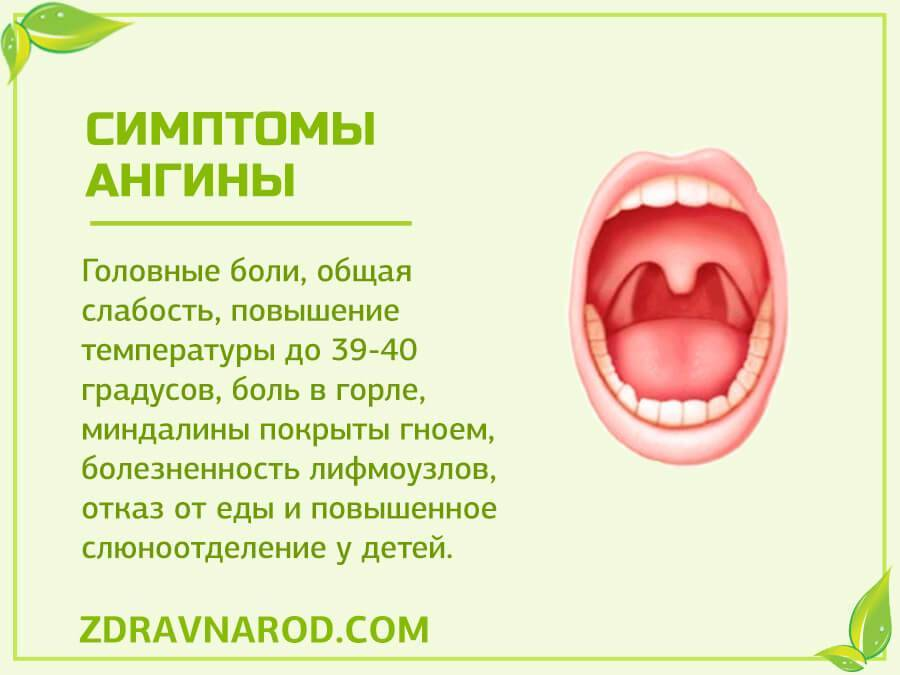 Какие изменения происходят с горлом при коронавирусе
