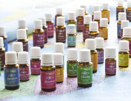 Эфирные масла при насморке взрослым