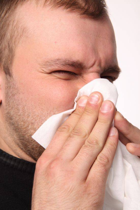 почему с утра заложен нос