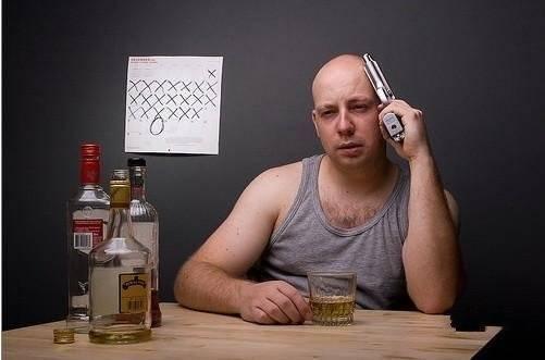 послеалкогольная депрессия