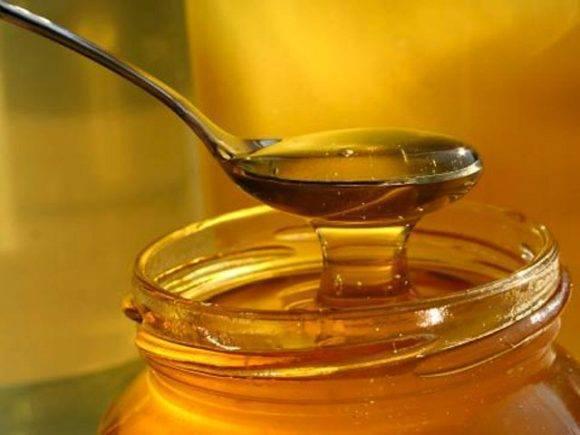 Применение меда от насморка для детей